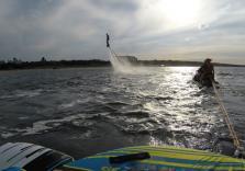 Flyboard fliegen Gutschein