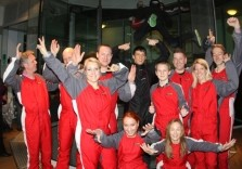 Gruppenevent Indoor Skydiving