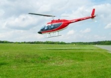 Startender Helicopter