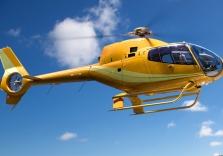 Rundflug mit dem Hubschrauber