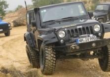 Jeep fahren