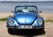 VW Käfer Front