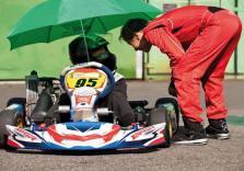 Kartfahren für Kinder