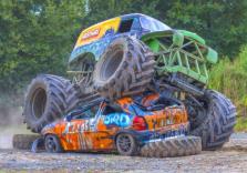 Monstertruck selber fahren
