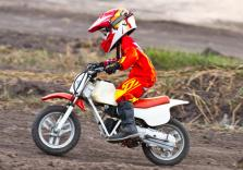 Motocross Kurs für Kinder