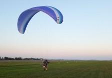 Motorschirm fliegen lernen