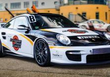 Porsche GT3 Renntaxi