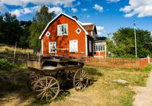 Astrid Lindgren Reise nach Schweden