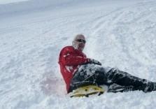 Ski-Bockerl Abfahrt