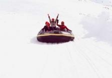 Snowrafting für Gruppen