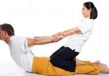 heilende Thai Yoga Massage
